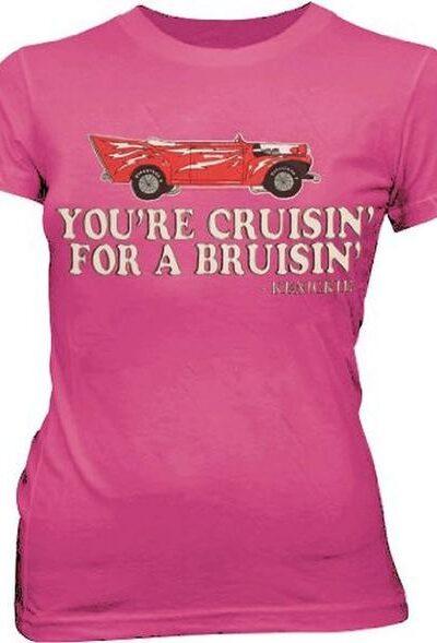 You're Cruisin' For A Bruisin Kenickie T-shirt