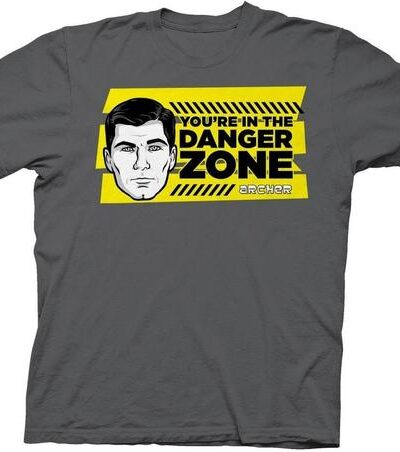 You're in the Danger Zone T-Shirt