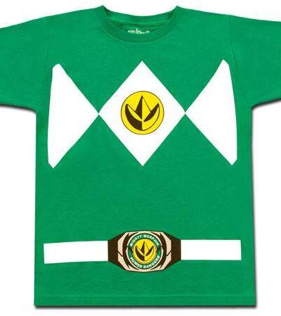 Youth Dragonzord Costume T-shirt