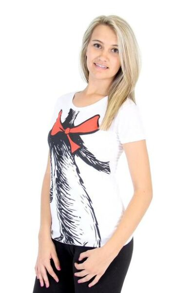 Cat in the Hat Body Costume T-Shirt