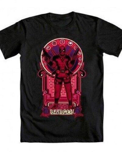 Deadpool Nouveau Deadpooley T-Shirt