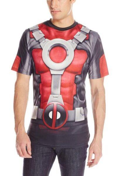 Deadpool Performance Athletic Sublimated