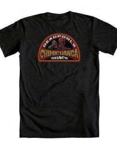 Deadpool's Chimichanga Shack