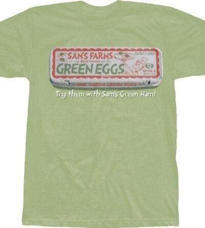 Green Eggs and Ham T-shirt