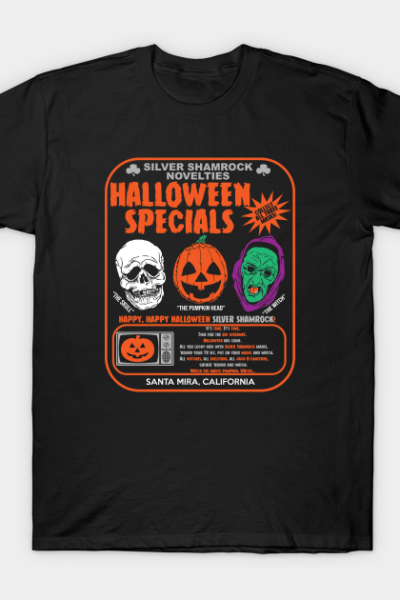 Halloween Specials Season of the Witch