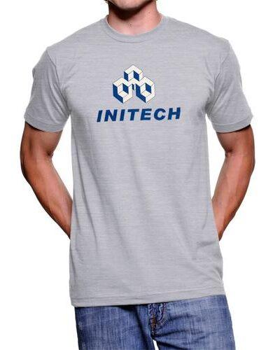 Office Space Initech T-shirt