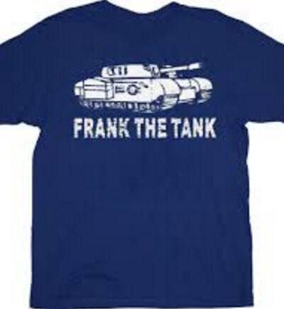 Old School Frank the Tank T-shirt