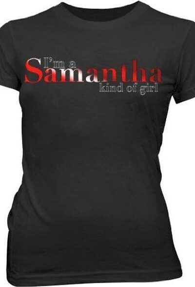 Sex and the City I'm a Samantha