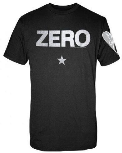 Smashing Pumpkins Zero Band T-shirt