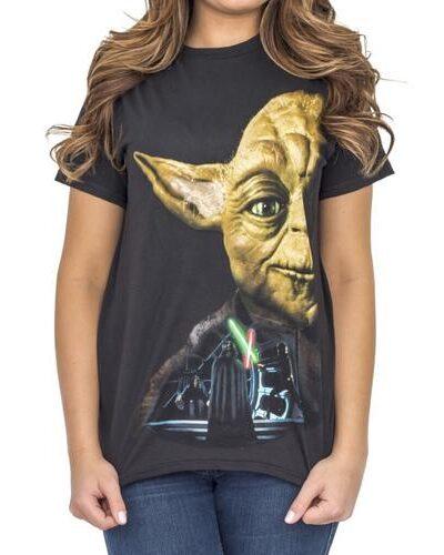 Star Wars Return of the Jedi Last Battle Yoda T-Shirt