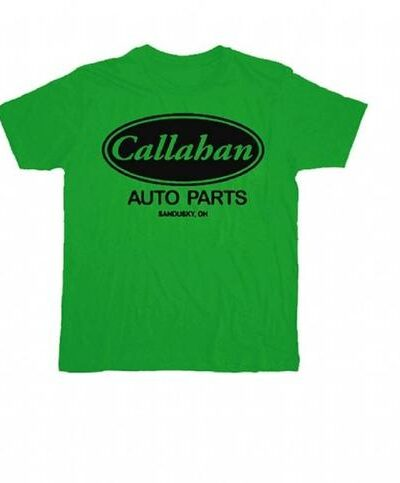 Tommy Boy Callahan Auto Parts T-shirt