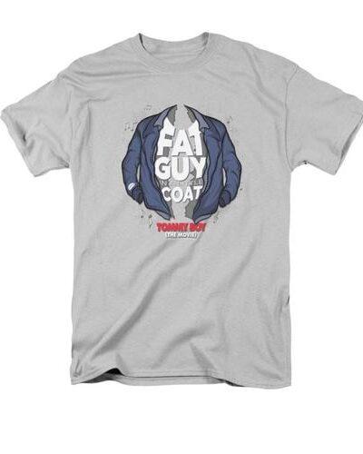 Tommy Boy Fat Guy Little Coat T-Shirt